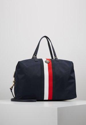 POPPY WEEKENDER CORP - Weekend bag - blue