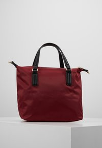Tommy Hilfiger - POPPY SMALL TOTE SOLID - Borsa a mano - bordeaux - 2