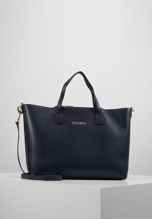 ICONIC SATCHEL  - Handväska - blue