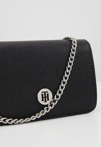 Tommy Hilfiger - HONEY BELT BAG - Bum bag - black - 7
