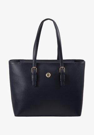 CLASSIC SAFFIANO TOTE - Handbag - blue
