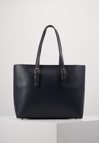 Tommy Hilfiger - CLASSIC SAFFIANO TOTE - Kabelka - blue - 2