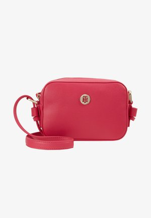 CLASSIC SAFFIANO - Taška na fotoaparát - pink