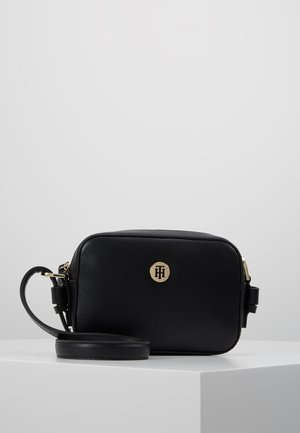 CLASSIC SAFFIANO - Camera bag - black