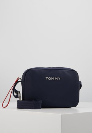 CAMERA BAG - Across body bag - blue
