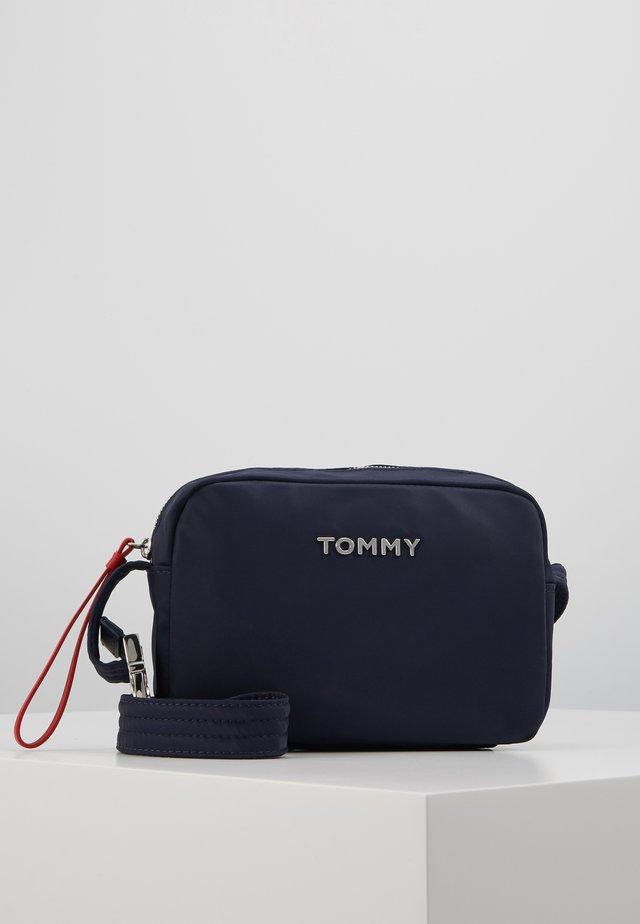 CAMERA BAG - Across body bag - blue