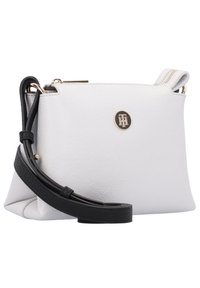 Tommy Hilfiger - CORE CROSSOVER - Across body bag - white-coloured - 2