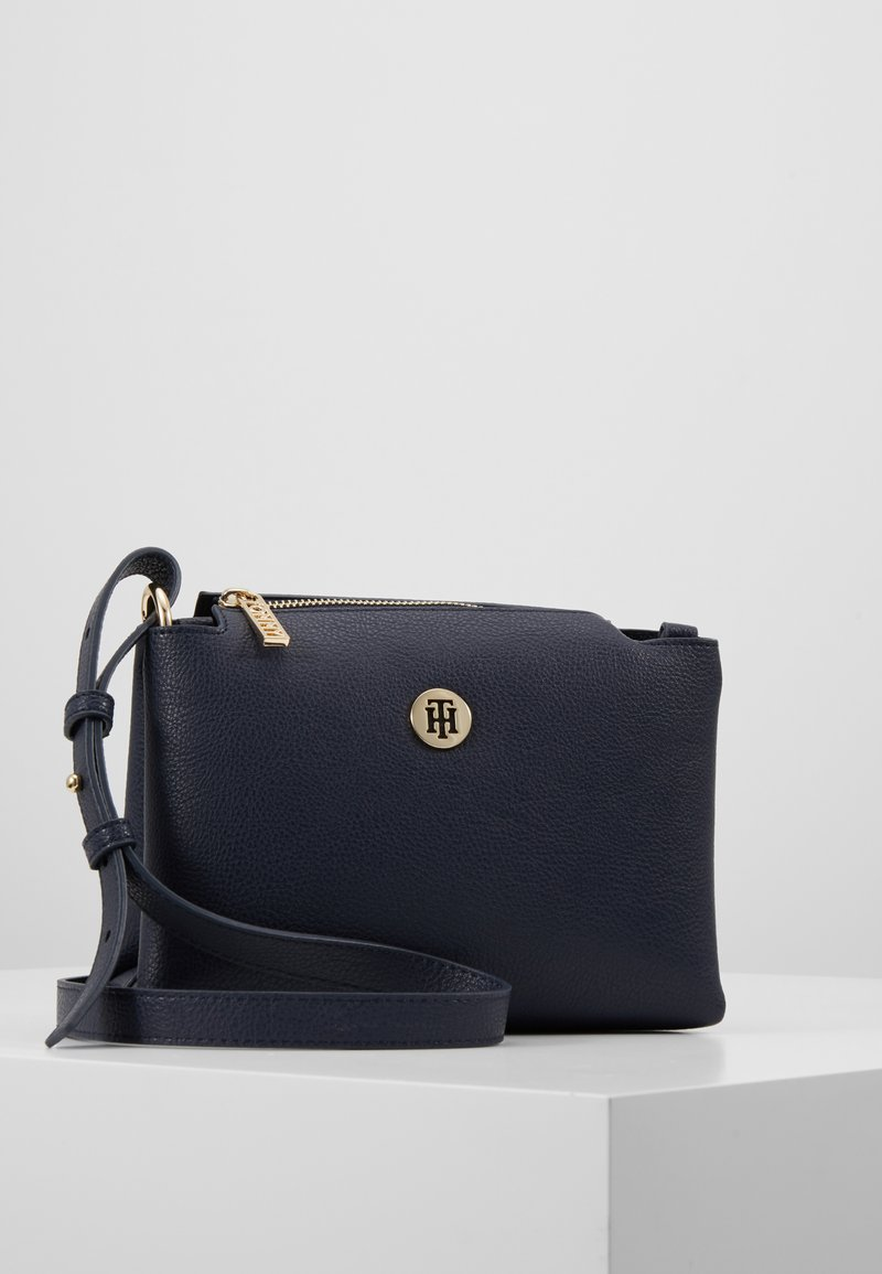Tommy Hilfiger - CORE CROSSOVER - Across body bag - blue