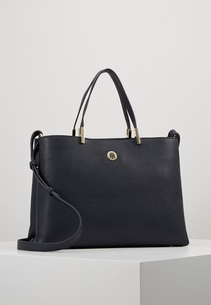 CORE SATCHEL - Handbag - blue