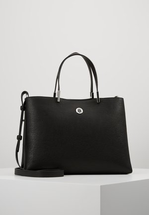 CORE SATCHEL - Handbag - black
