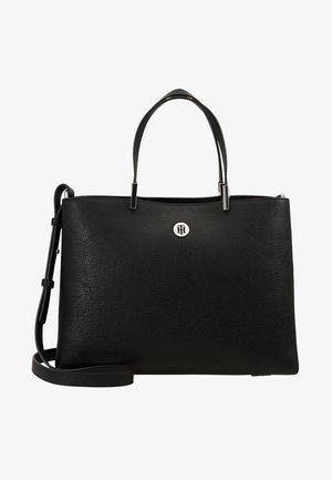 CORE SATCHEL - Handtasche - black