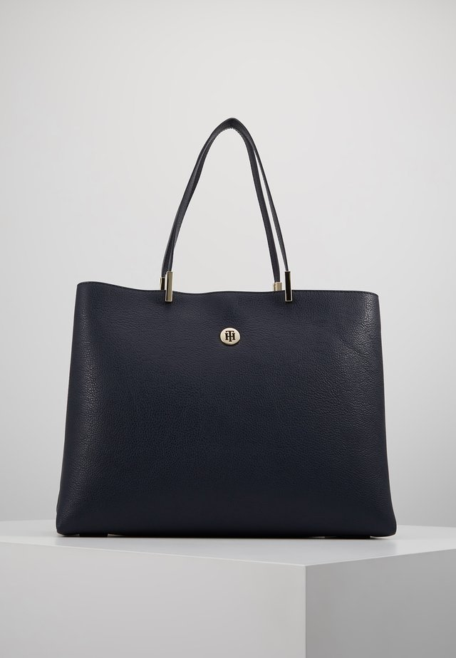 CORE TOTE - Shopping bag - blue