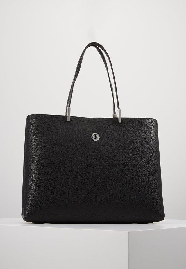 CORE TOTE - Tote bag - black