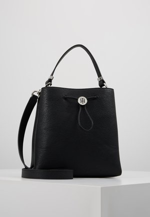 CORE MINI BUCKET - Handbag - black
