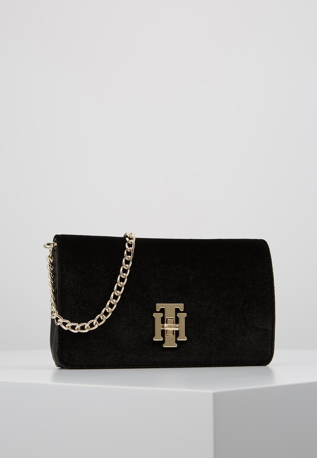 LOCK MINI - Clutch - black