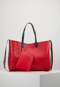 Tommy Hilfiger - ICONIC TOTE - Tote bag - blue - 6