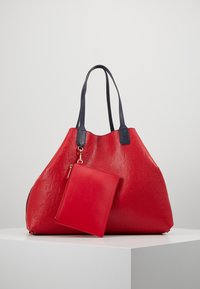 Tommy Hilfiger - ICONIC TOTE - Tote bag - blue - 5