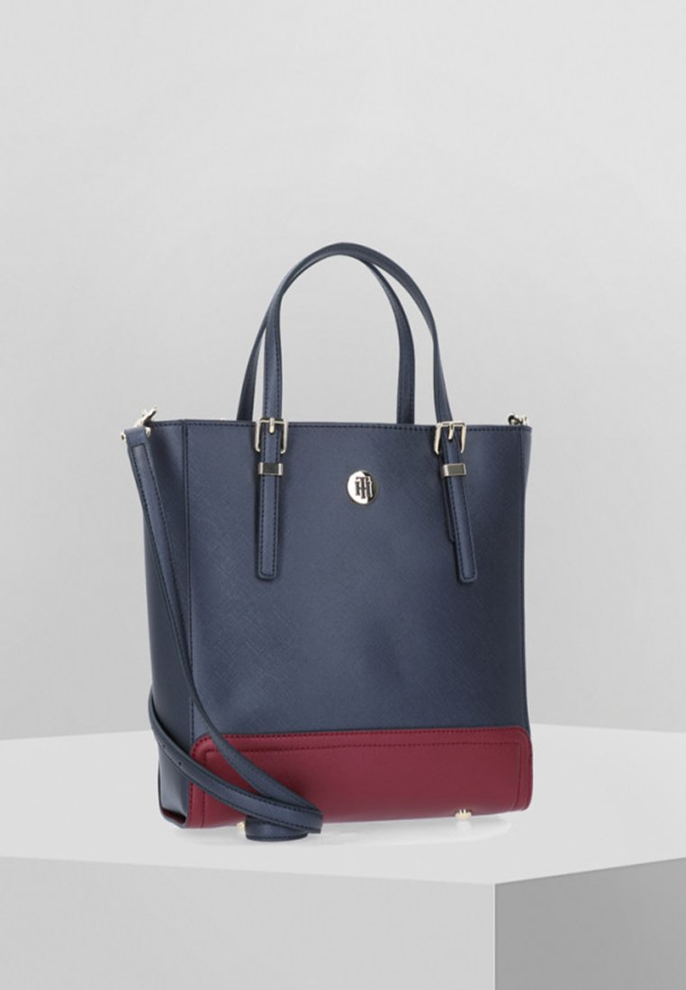 Tommy Hilfiger - HONEY - Sac à main - navy