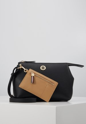 CHARMING CROSSOVER - Sac bandoulière - black