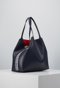 Tommy Hilfiger - ICONIC TOTE SET - Shopping bag - blue - 0