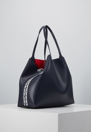 ICONIC TOTE - Tote bag - blue