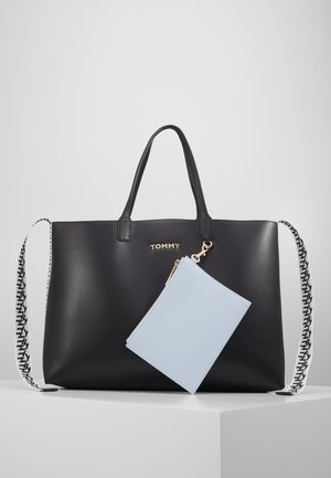 ICONIC TOTE SET - Cabas - black