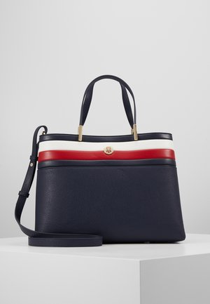 CORE SATCHEL CORP - Torebka - blue