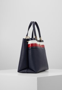 Tommy Hilfiger - CORE SATCHEL CORP - Handbag - blue - 4