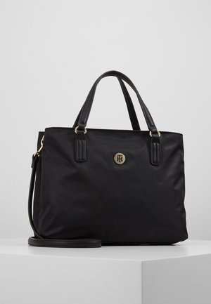 POPPY SATCHEL - Handbag - black