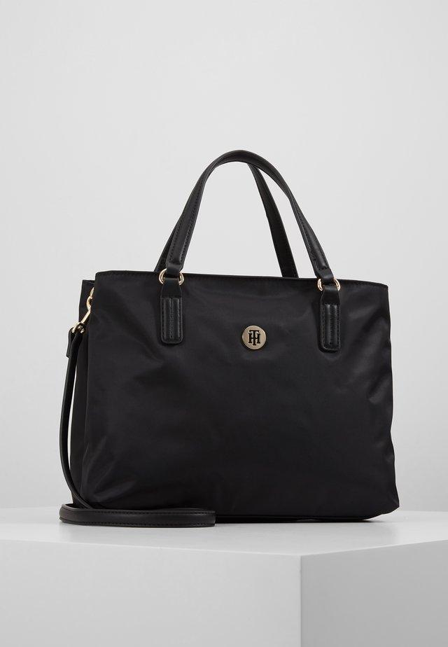 POPPY SATCHEL - Handbag - black