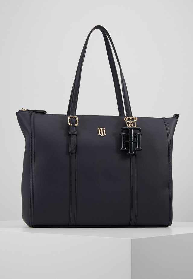 CHIC TOTE - Shopping Bag - blue