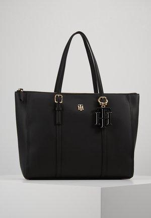CHIC TOTE - Shopping Bag - black