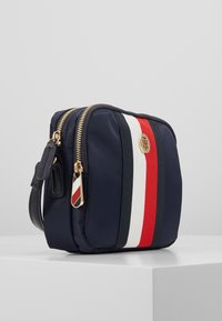 Tommy Hilfiger - POPPY CROSSOVER  - Schoudertas - blue - 3