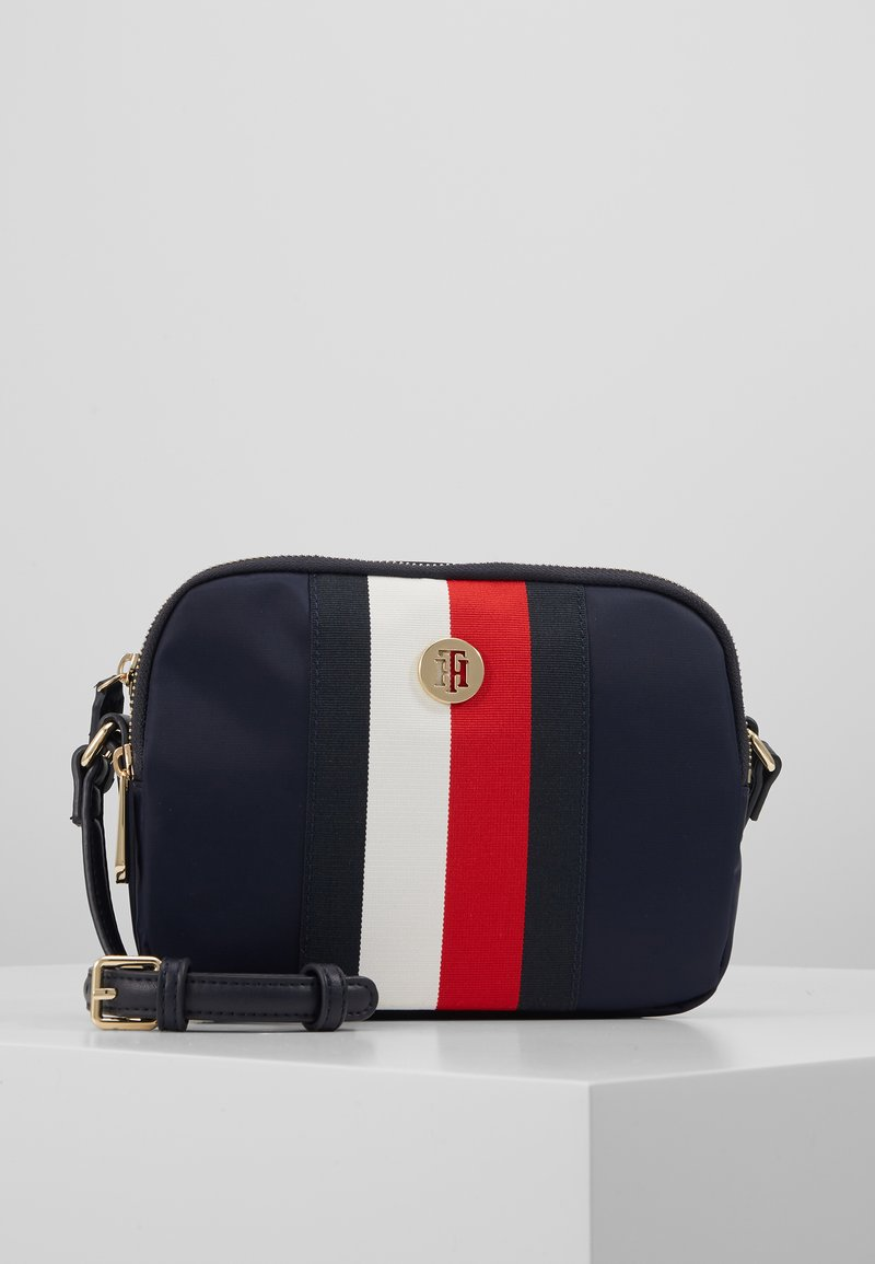 Tommy Hilfiger - POPPY CROSSOVER  - Schoudertas - blue