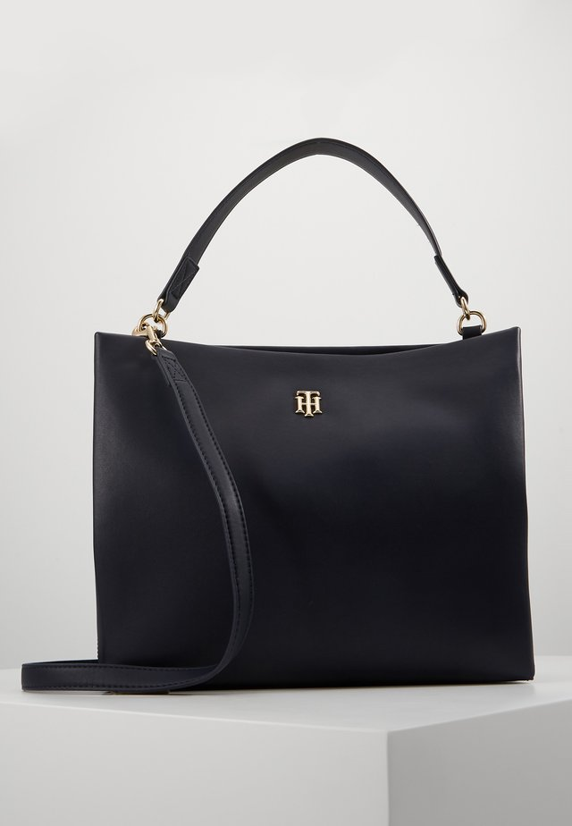 MODERN SATCHEL - Handbag - blue