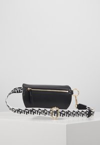 Tommy Hilfiger - ICONIC TOMMY BUMBAG - Bum bag - black