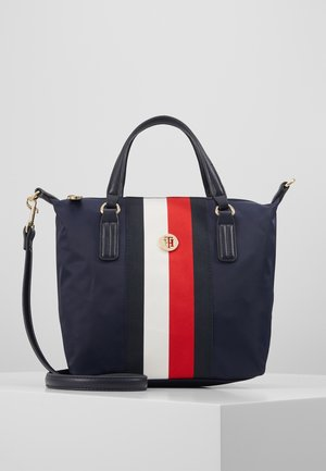 POPPY SMALL TOTE - Sac à main - blue