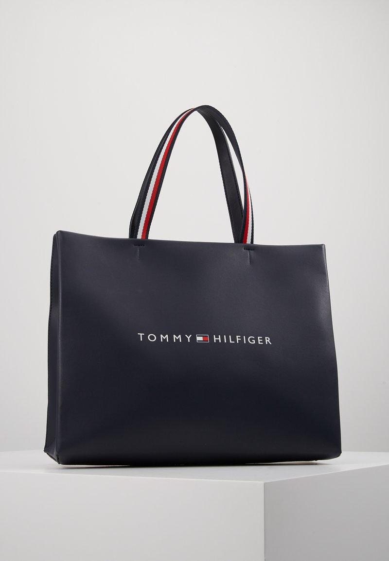 Tommy Hilfiger - TOTE - Velká kabelka - blue