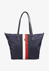 Tommy Hilfiger - POPPY TOTE CORP - Shopper - blue - 5