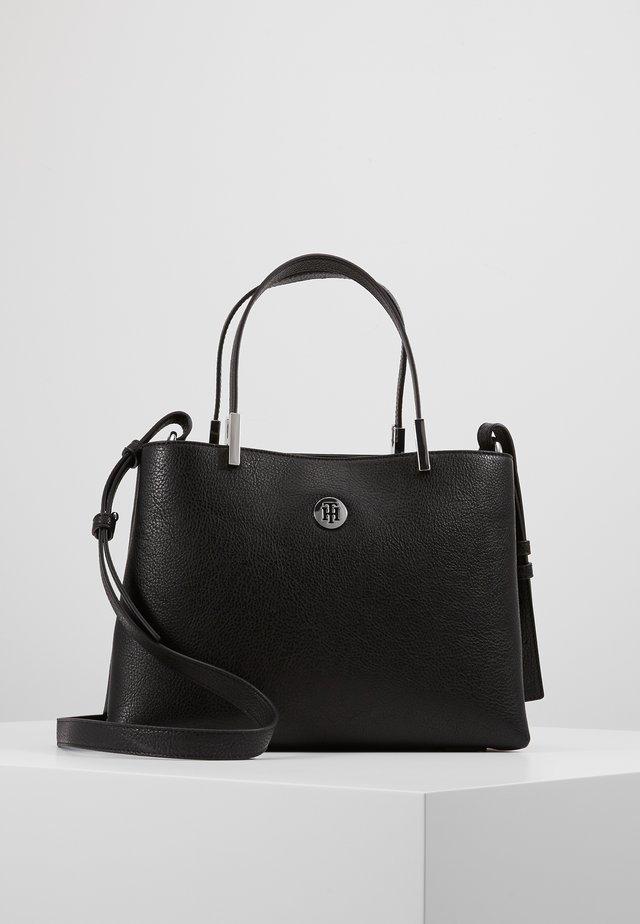 CORE MED SATCHEL - Handbag - black