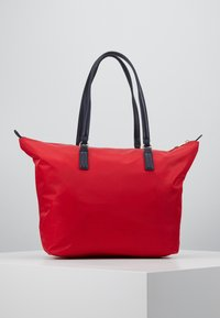 Tommy Hilfiger - POPPY TOTE - Handtas - red - 3