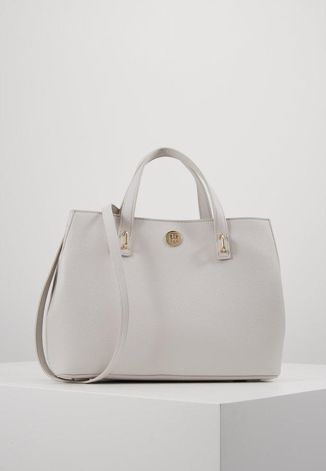 CHARMING MED WORK BAG SET - Handbag - grey