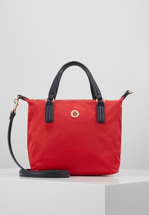 POPPY SMALL TOTE - Handtas - red