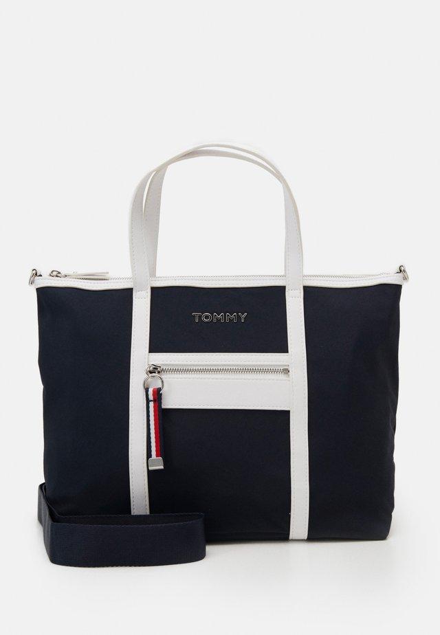 SATCHEL - Handbag - blue