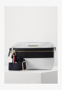 Tommy Hilfiger - CROSSOVER - Across body bag - white - 1