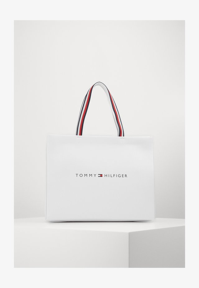 BAG - Shopping bag - white