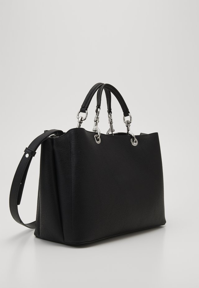 CORE SATCHEL - Handväska - black