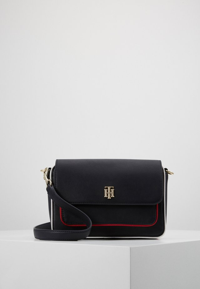 CITY CROSSOVER - Across body bag - dark blue