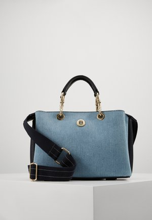 CORE SATCHEL  - Bolso de mano - blue