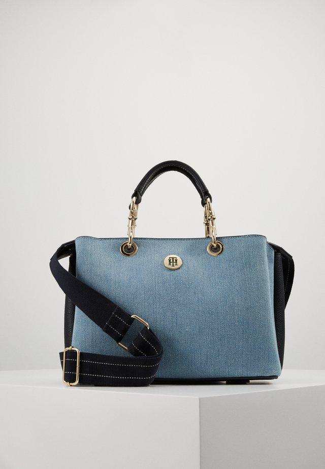 CORE SATCHEL  - Käsilaukku - blue